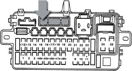 blkyel_on_fuse_box oem cruise control swap civic eg fuse box diagram at honlapkeszites.co