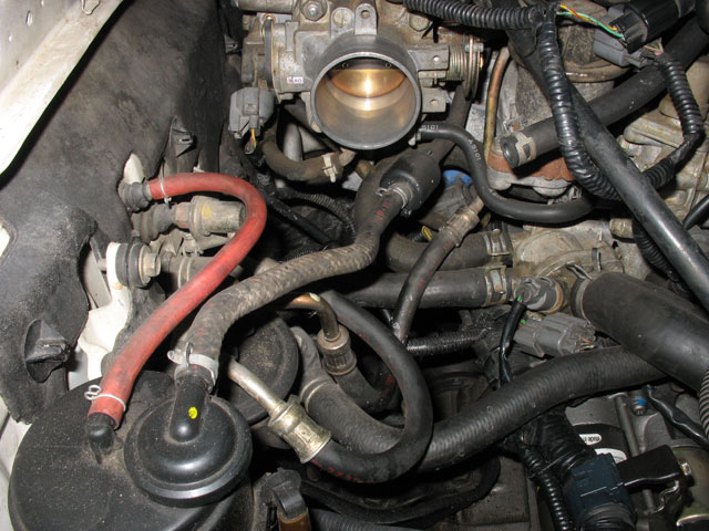 1992 toyota corolla fuel filter location  1992  get free