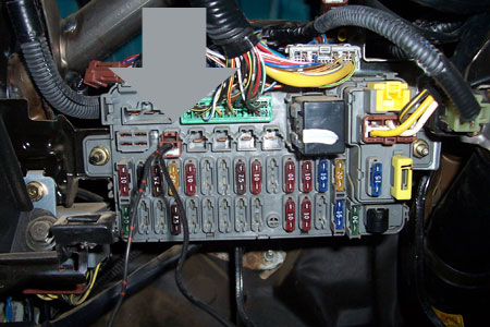 93 Firebird Fuse Box further Chevy Tracker Starter Location additionally Famous Fuse Box also 1998 Gmc Sierra 1500 Wiring Diagram moreover Check. on 1994 honda civic fuse box under hood