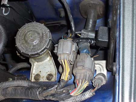 Engine Bay Ignition Kill