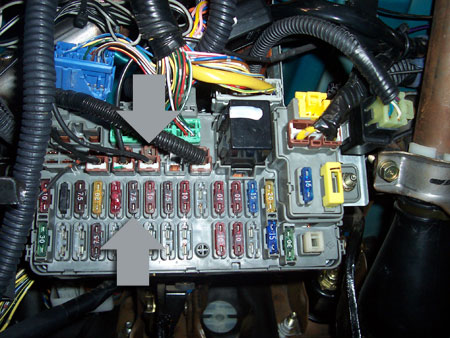 Ford Explorer Alternator Fusible Link On 97 Accord Wiring